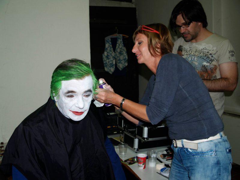 Bartoška jako Joker