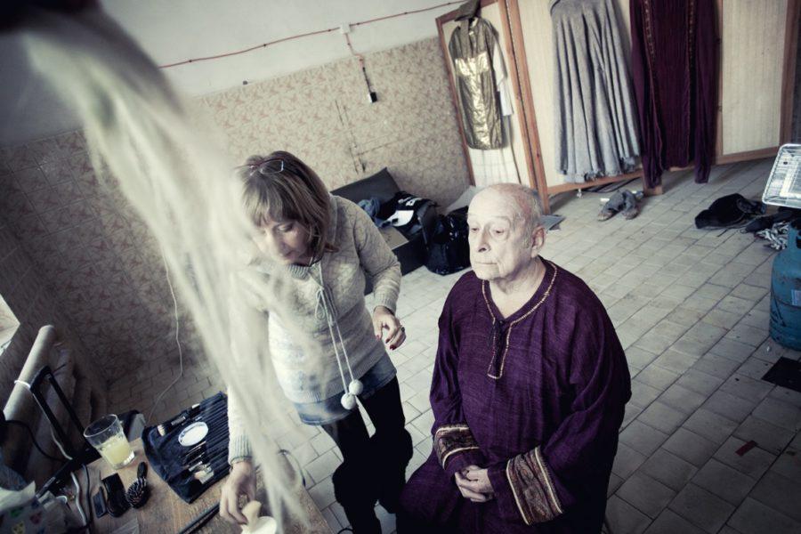 Stanislav Zindulka jako Poustevník z Tarotu