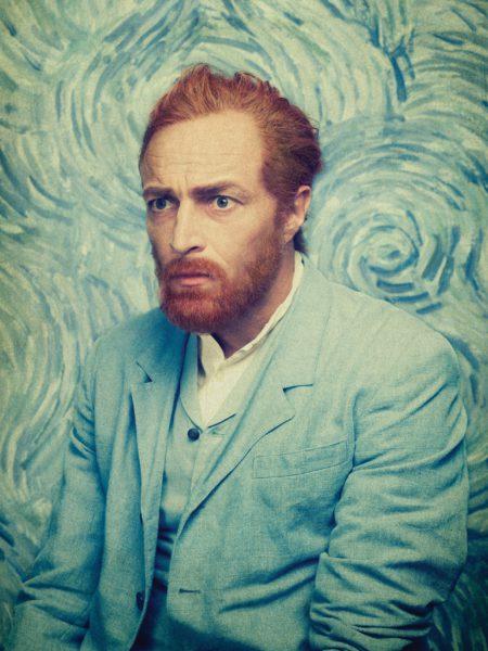 Karel Dobrý jako Vincent Van Gogh