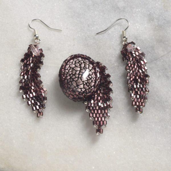 dsc_1257Bižuterie - náušnice a náhrdelník