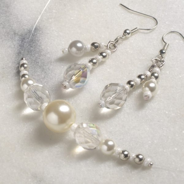 dsc_1311Bižuterie - náušnice a náhrdelník