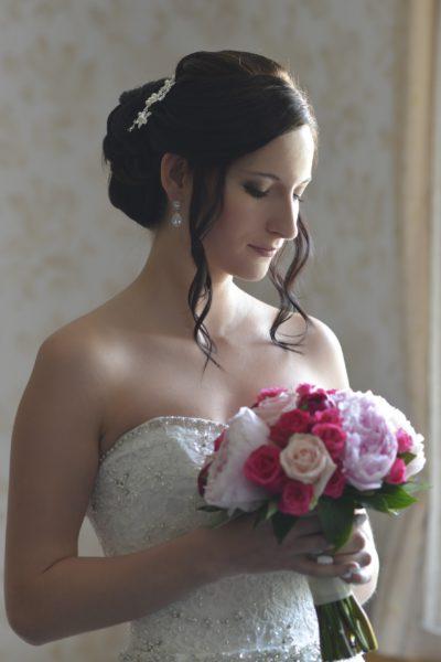 krásná nevěsta